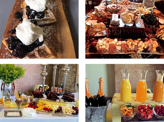 Southlake Wedding Brunch Catering