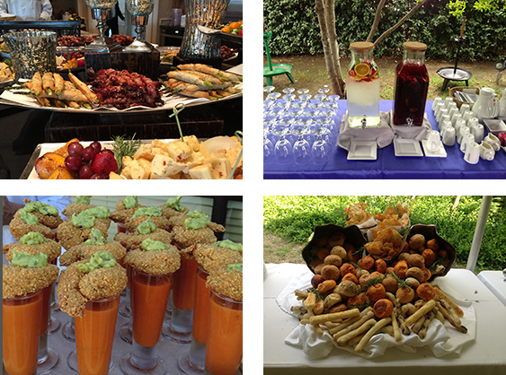 Southlake Bridal Shower Catering